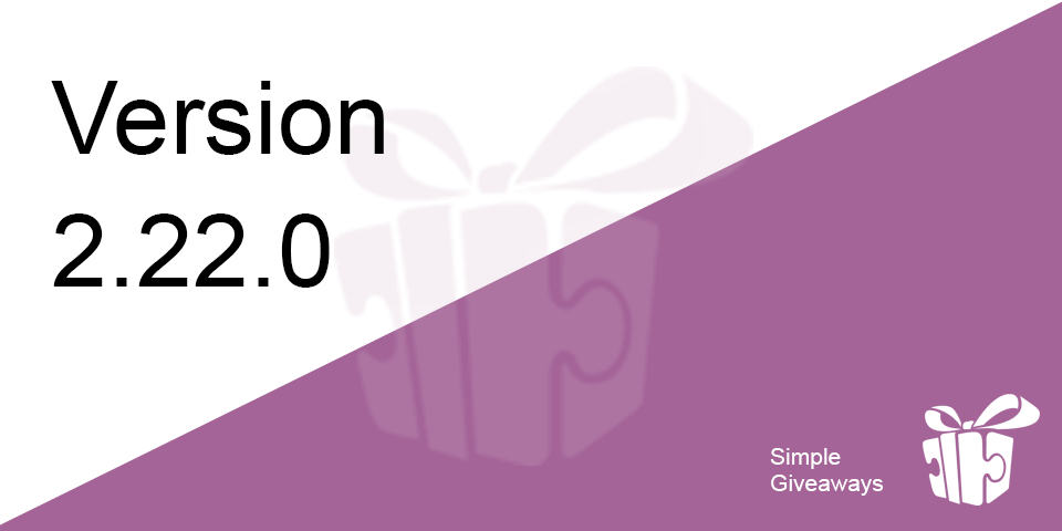 2.22.0 – Tweet Action, Field Types
